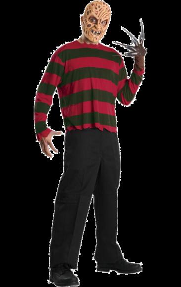halloween costume, freddy krueger png