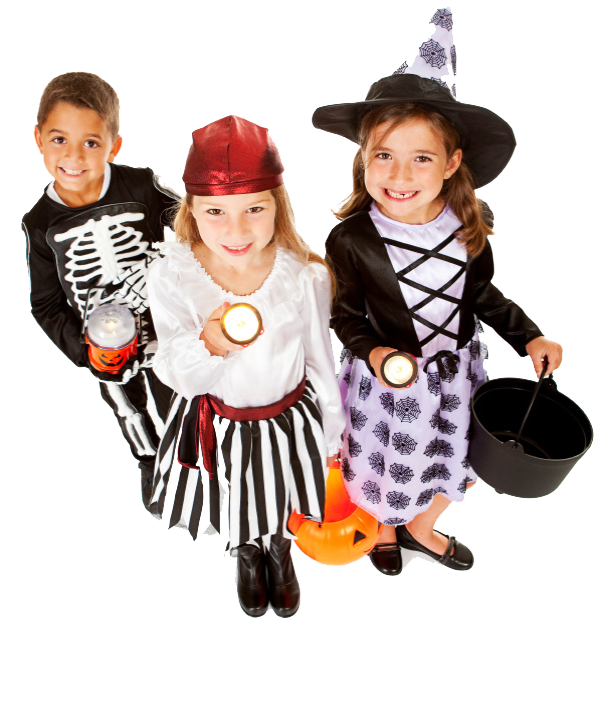 halloween costume kids party png
