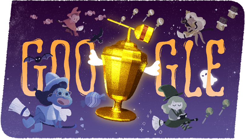 Halloween Global Candy Cup 2015 Google Doodles Png image #25023