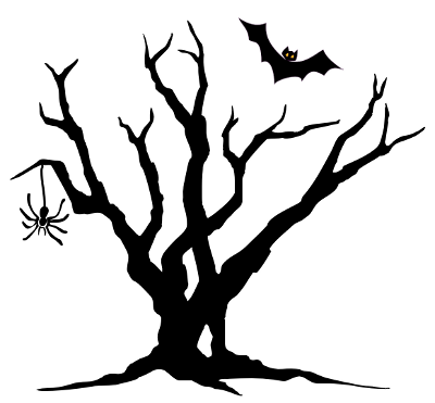 halloween tree transparent png pictures free icons and png backgrounds