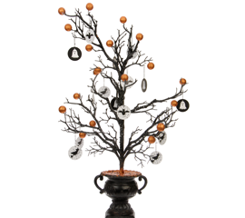 Background Halloween Tree image #32632