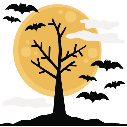 Png Format Images Of Halloween Tree image #32613
