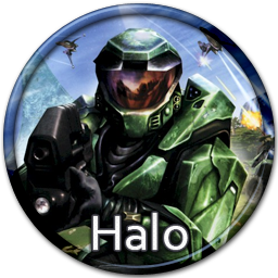 Vector Halo Icon image #36620