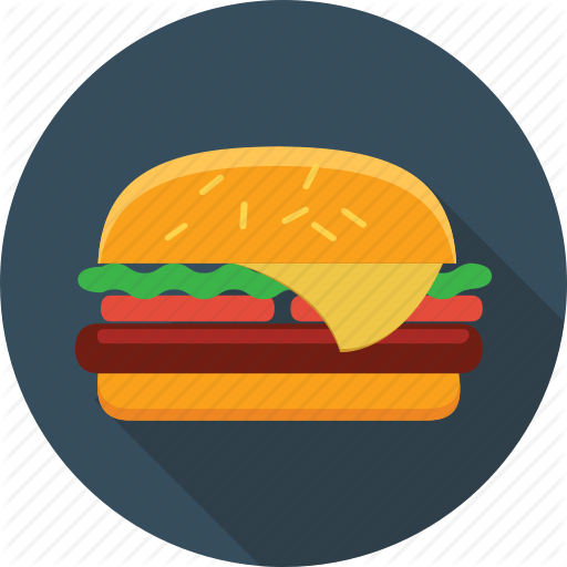 Vector Hamburgers Icon