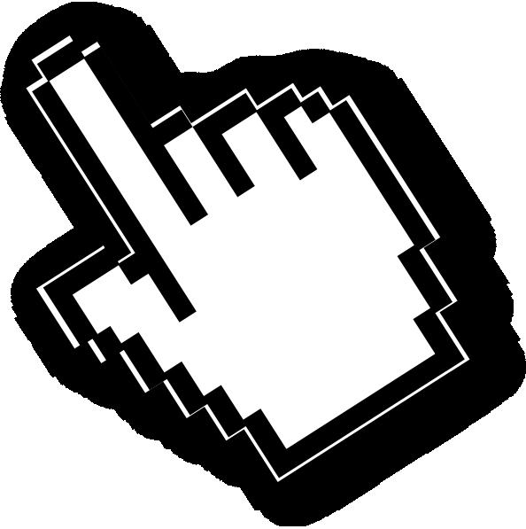 Hand Pointer Hi image #1109