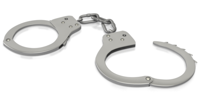 Handcuffs Png image #40836
