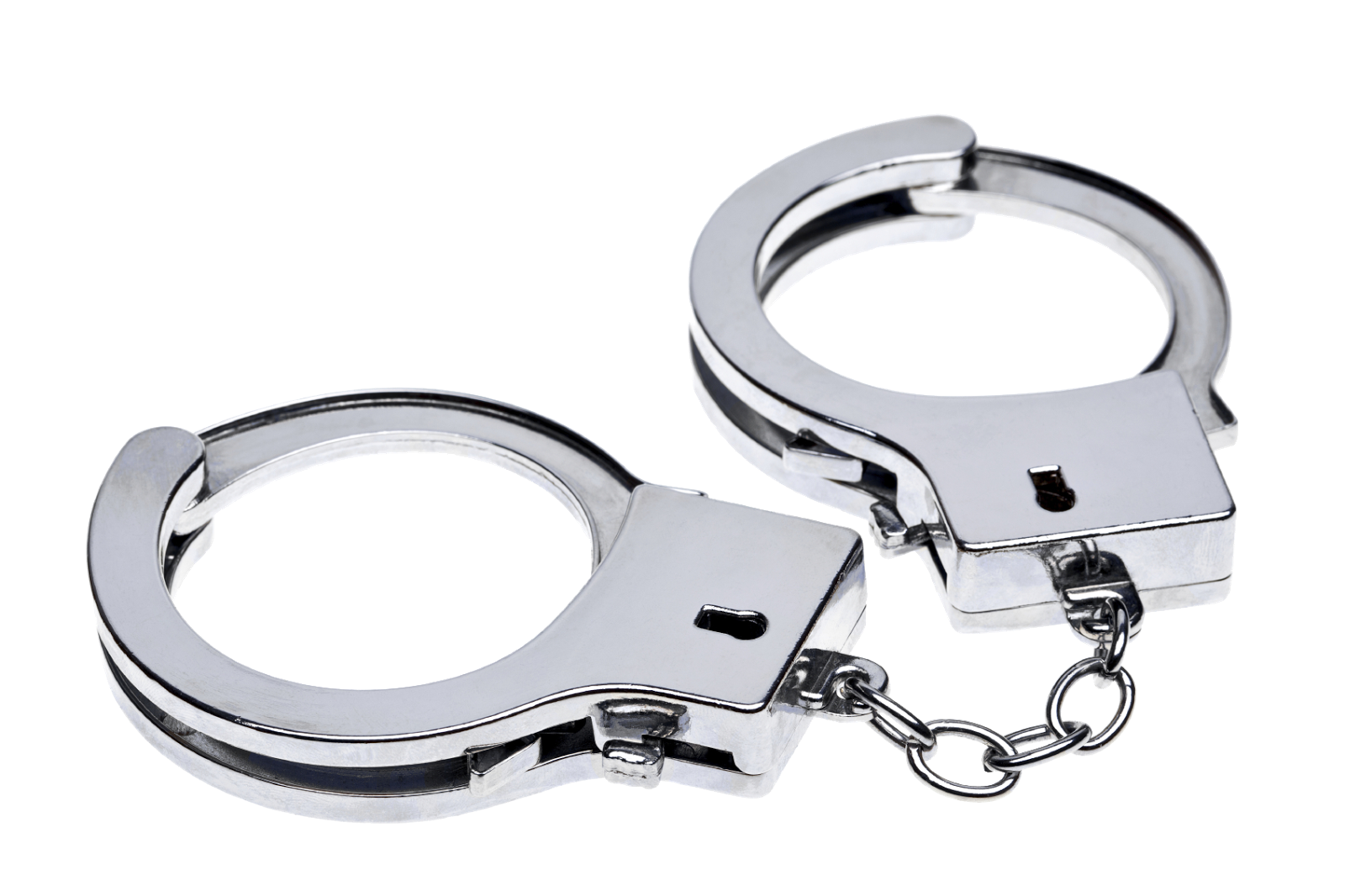 Handcuffs Png image #40823
