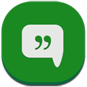 Icon Hangouts Drawing image #15634