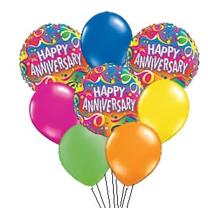 Anniversary Vector Drawing image #9774