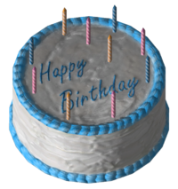 Happy Birth Day Cake Png image #26298