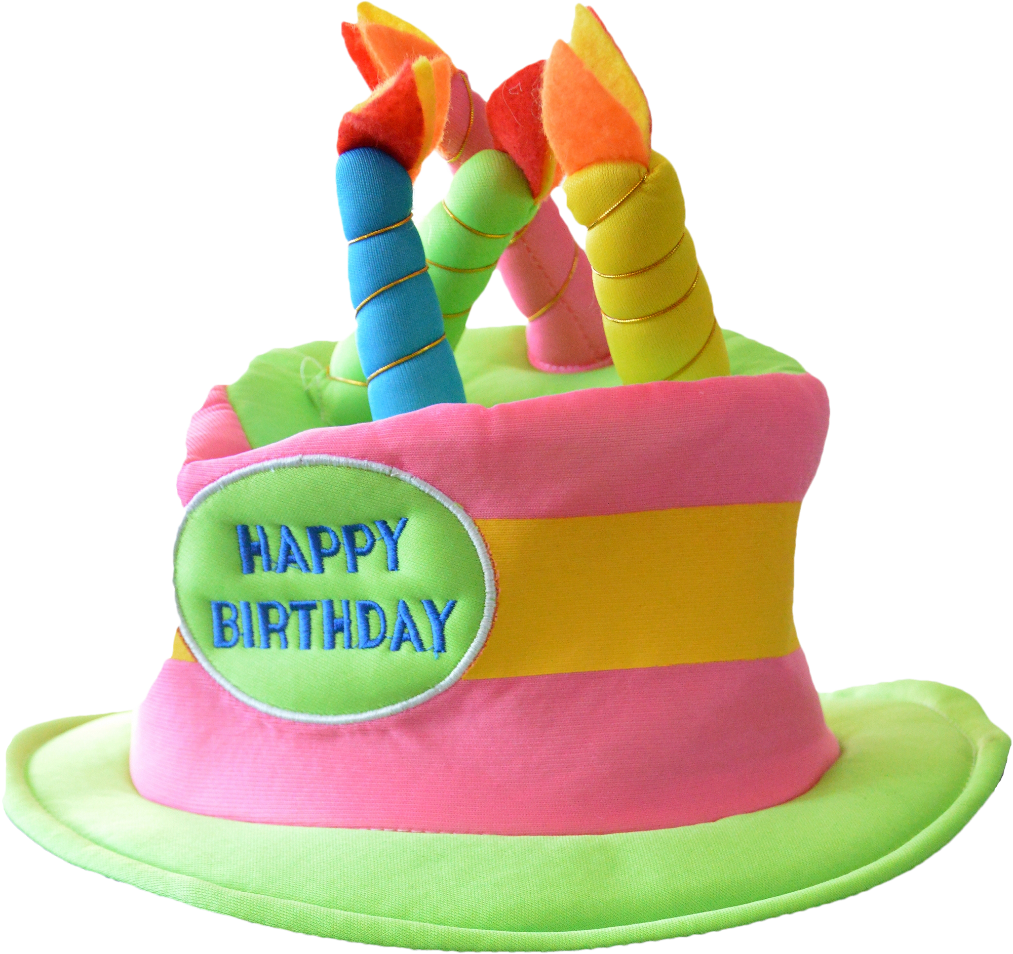 Happy Birthday Hat Png image #33089