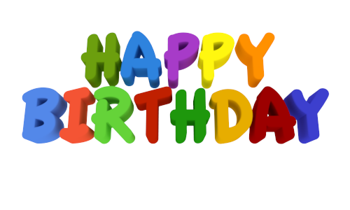 Happy Birthday Icon Png image #10212