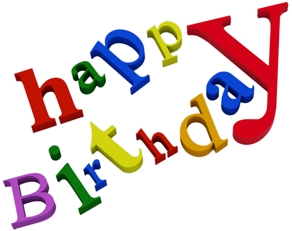 Happy Birthday Icon Png image #10206