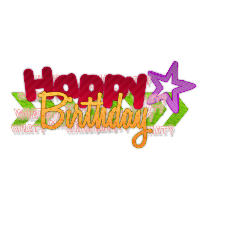 Happy Birthday Transparent PNG Pictures Free Icons And PNG Backgrounds - Best of free clip art 50th anniversary design