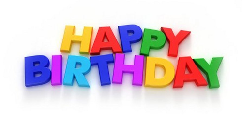 PNG HD Happy Birthday image #29915