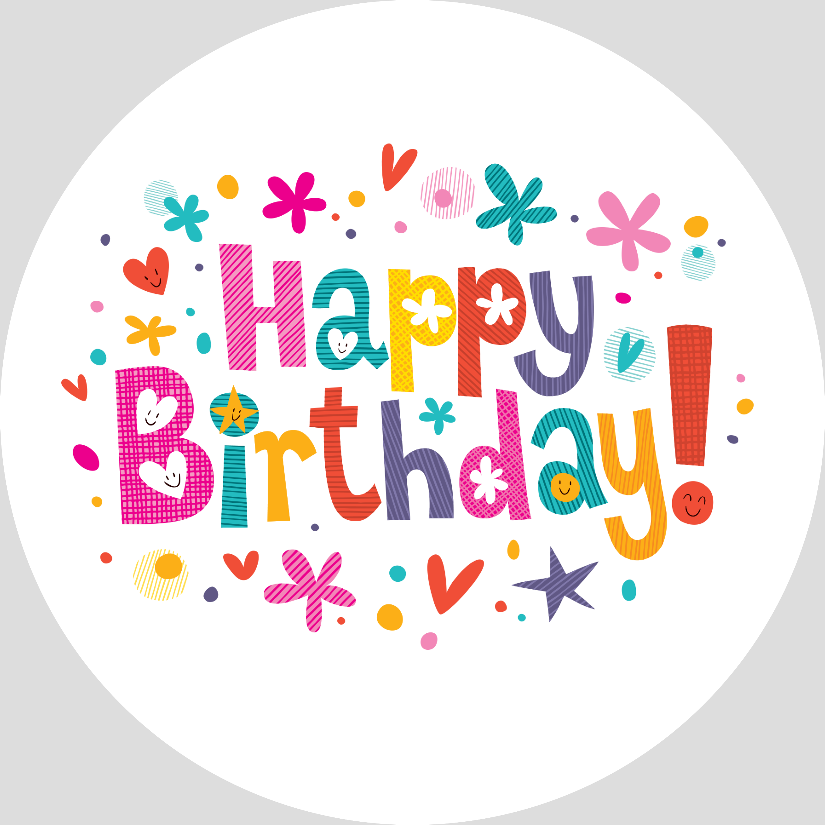 Clipart Png Happy Birthday Collection