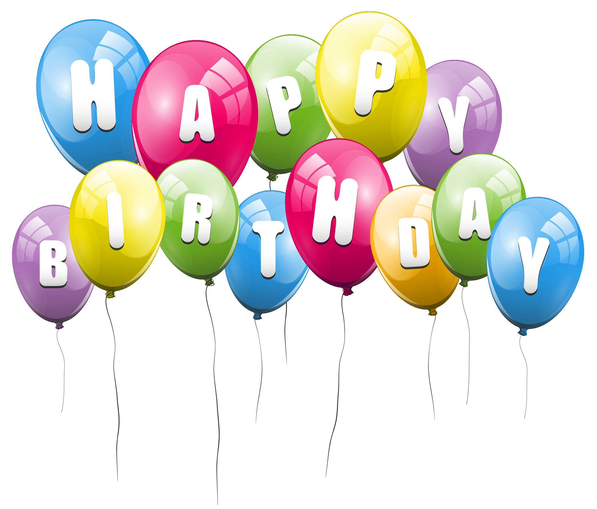 Happy Birthday Clipart Png Transparent Background Free Download 29919 Freeiconspng