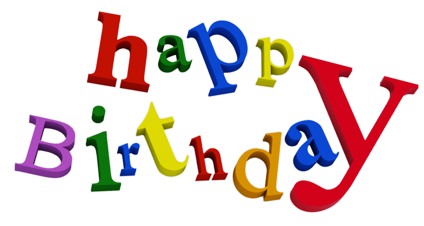 Happy Birthday Transparent Png Pictures Free Icons And
