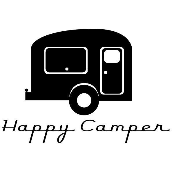 Free Icons Png Happy Camper Icon