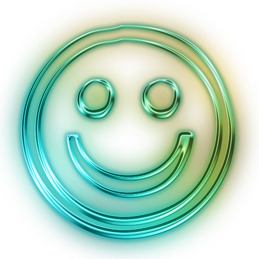 Happy Face ICon image #4294