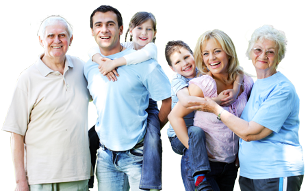 Happy Family Png image #40057