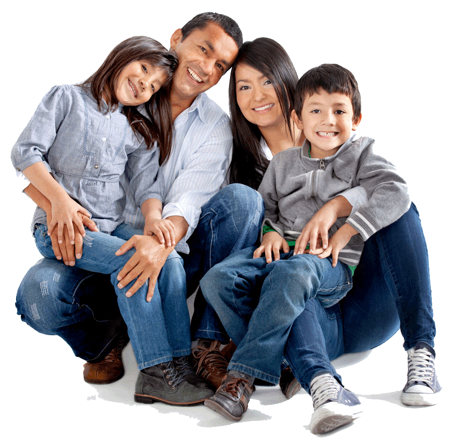 Happy Family Png image #40059