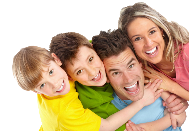 Happy Family Png image #40074