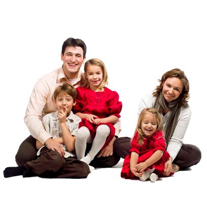 Happy Family Png image #40076