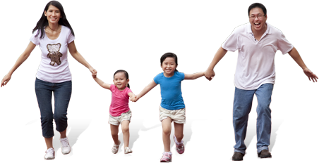 Happy Family Png image #40053