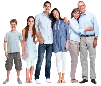 Happy Family Png image #40055