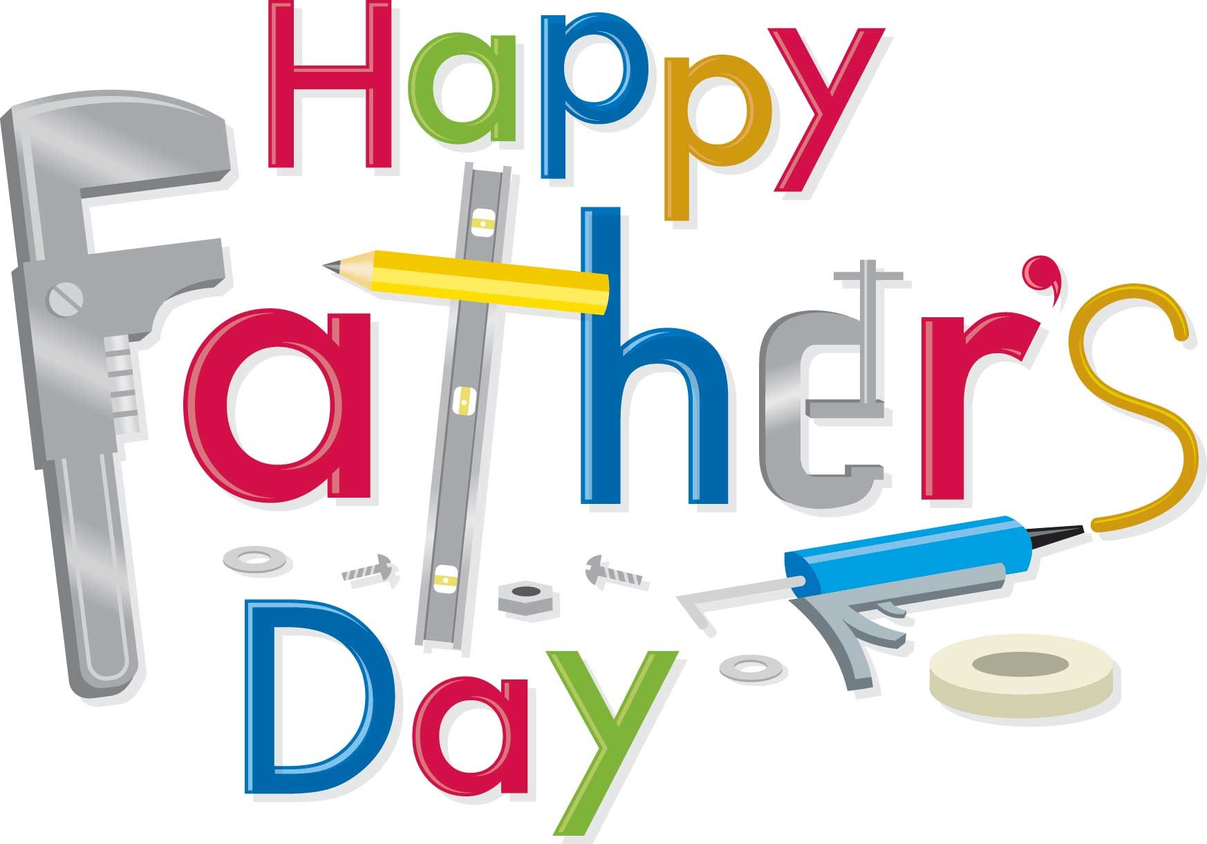 Download And Use Fathers Day Png Clipart image #7632