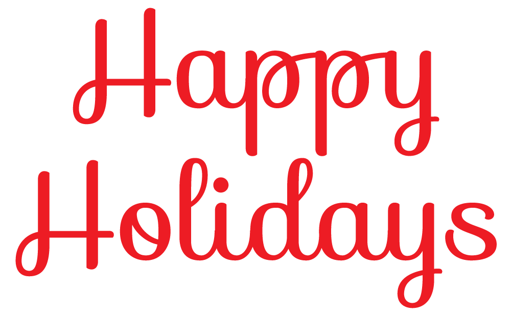 Download For Free Happy Holidays Png In High Resolution image #34705