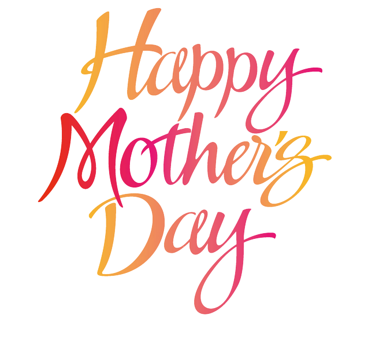 Happy Mothers Day 2017 Png image #41082