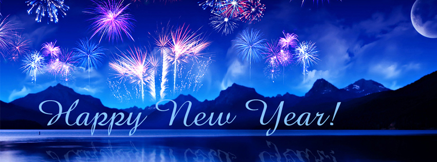 Happy New Year Banner Png Available In Different Size image #34652