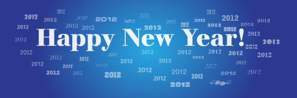 Download Happy New Year Banner Free PNG image #34643