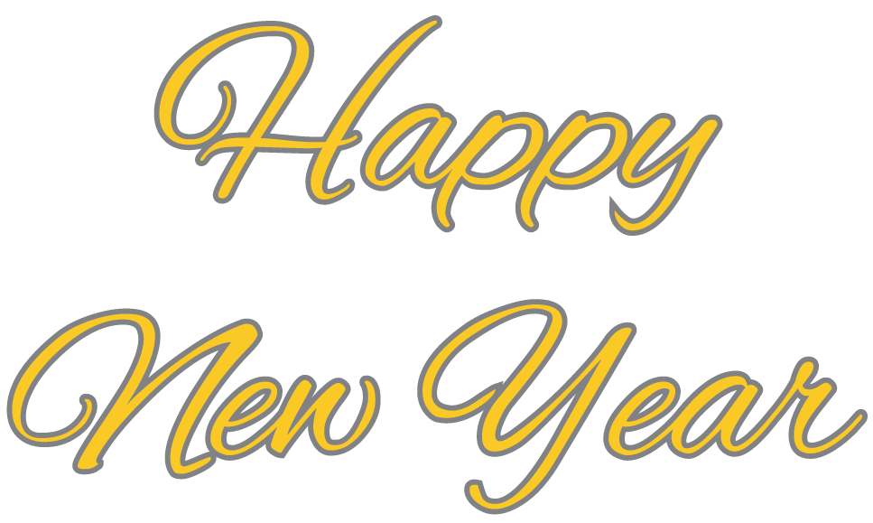 Happy New Year Banner Png - Free Icons and PNG Backgrounds