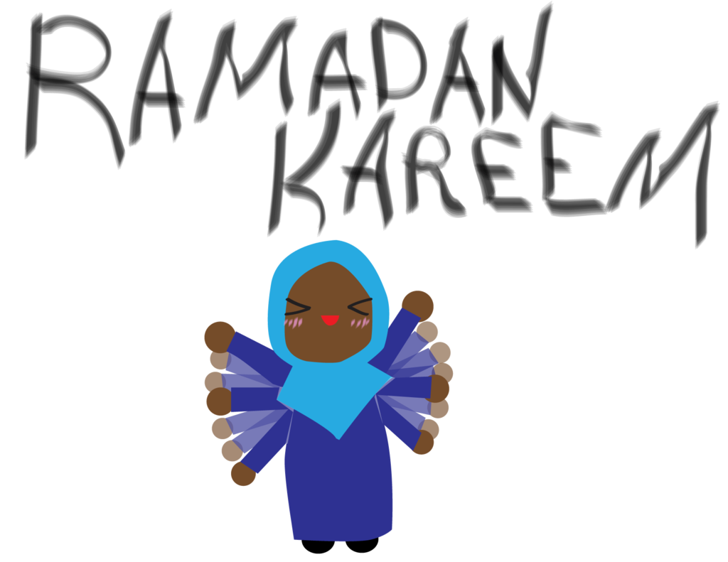 Happy Ramadan Kareem Png