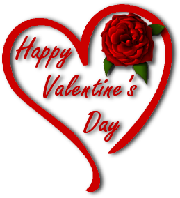 Happy Valentines Day Png image #31077