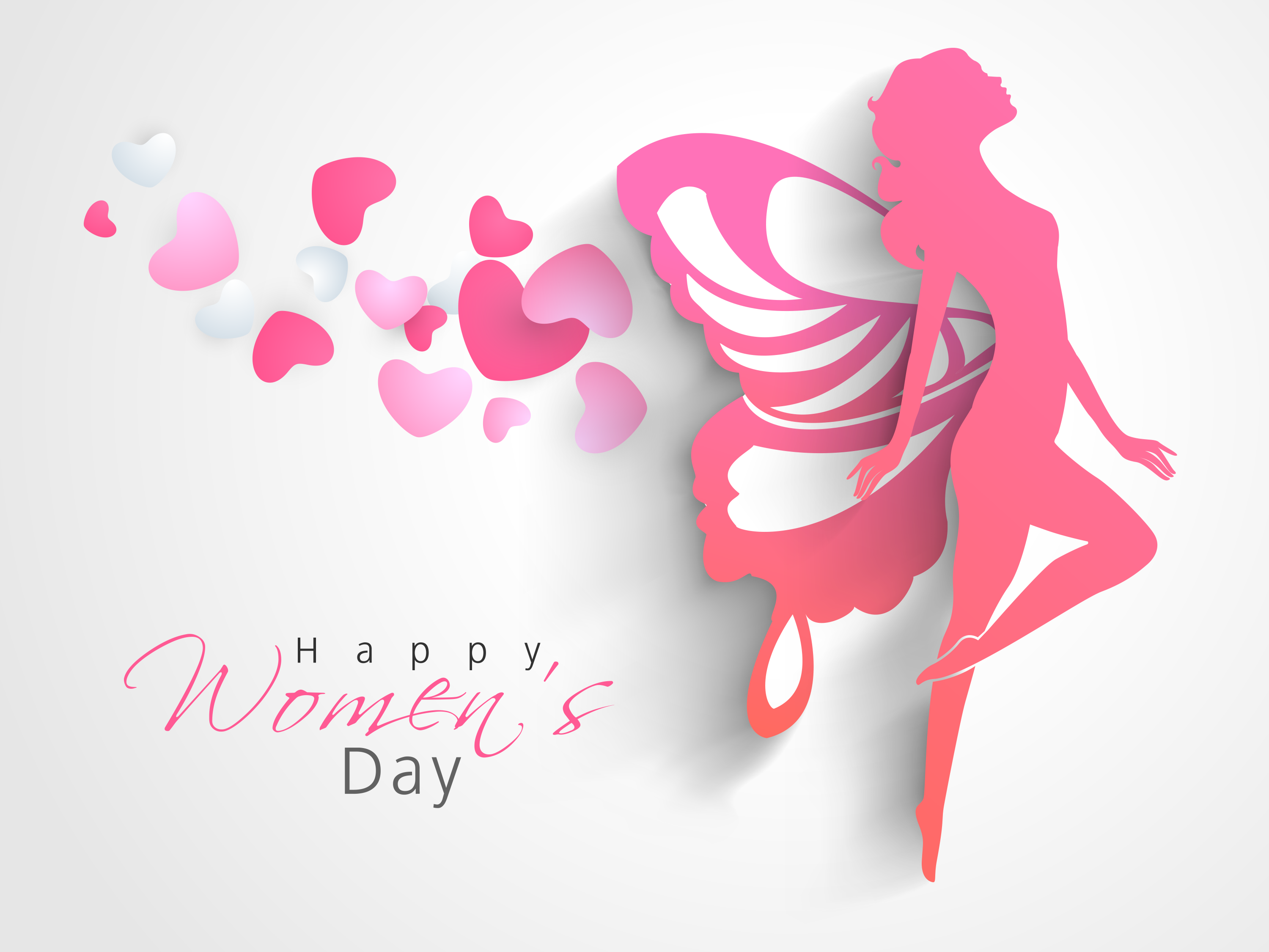 Happy Womens Day Png image #38133