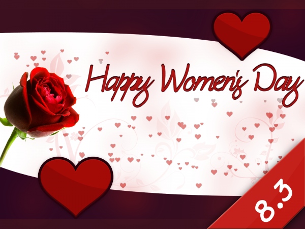 happy womens day png