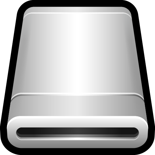 Free High quality Hard Drive Icon
