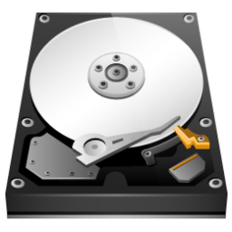 Hard Drive Download Free Vectors Icon