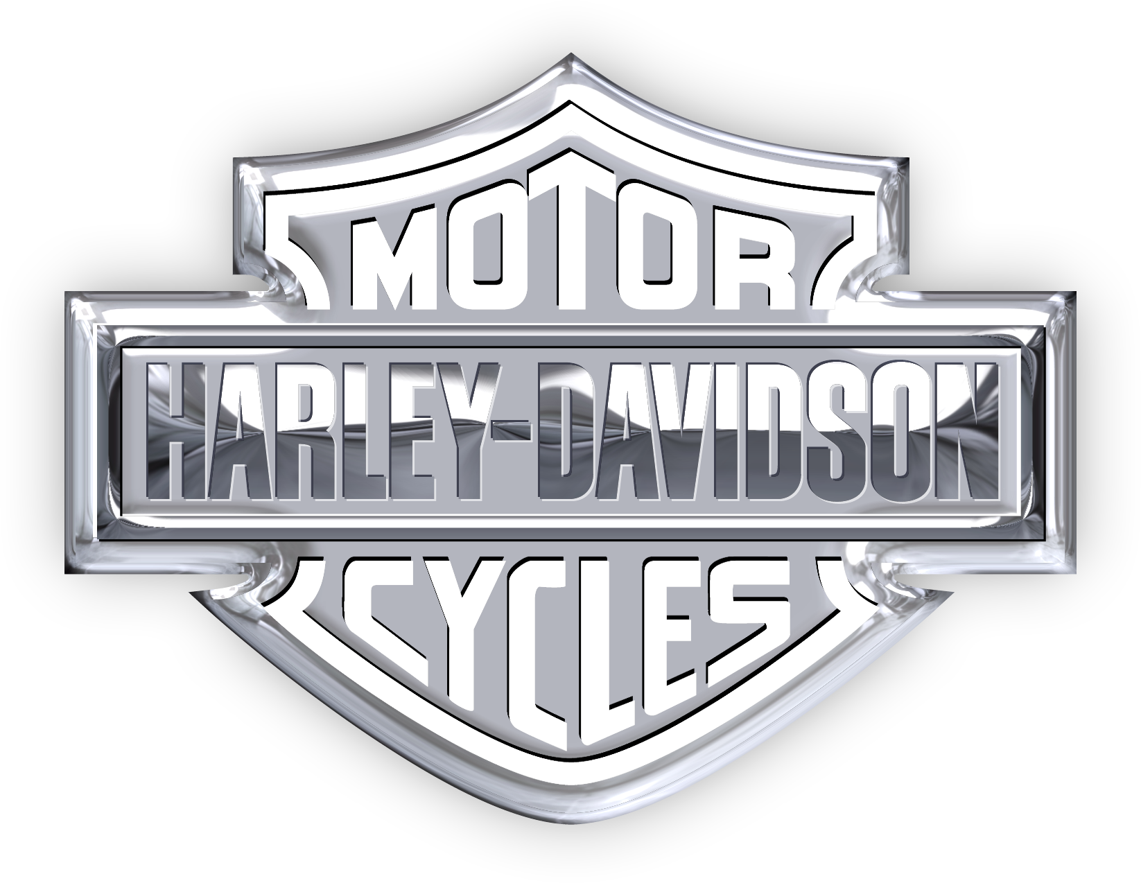 Harley Davidson Logo Transparent PNG Pictures - Free Icons ...