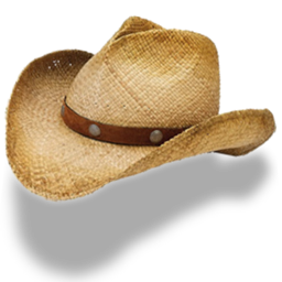 hat cowboy icon png