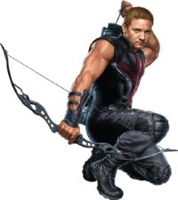 Hawkeye Background Transparent Png