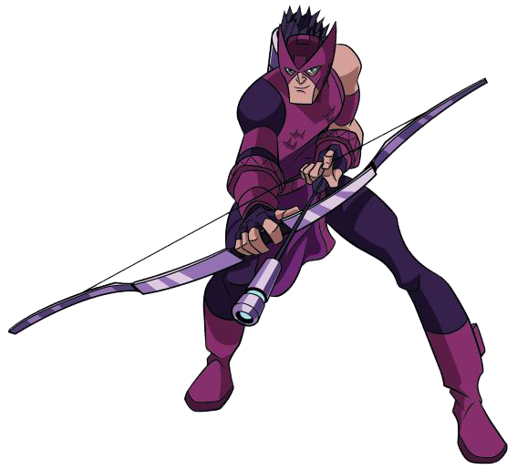Hd Hawkeye Transparent Png Background image #18542