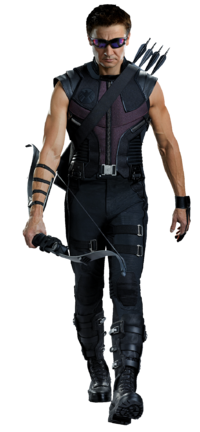 Clipart Hawkeye PNG