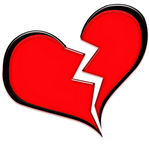 Hd Broken Heart Transparent Backgrounds