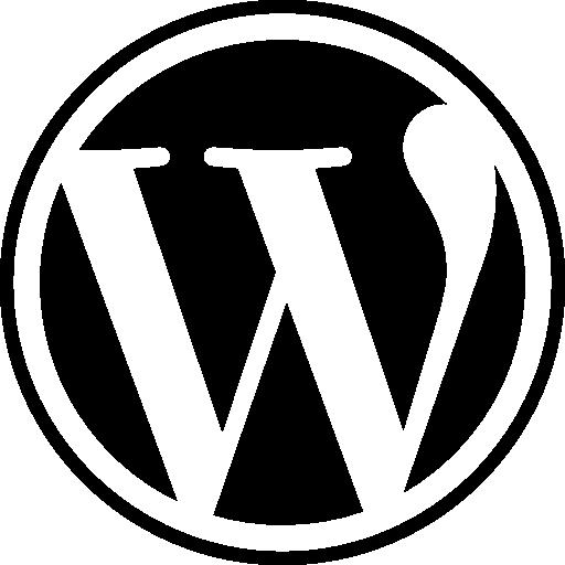 Hd circle Wordpress Logo PNG Photo