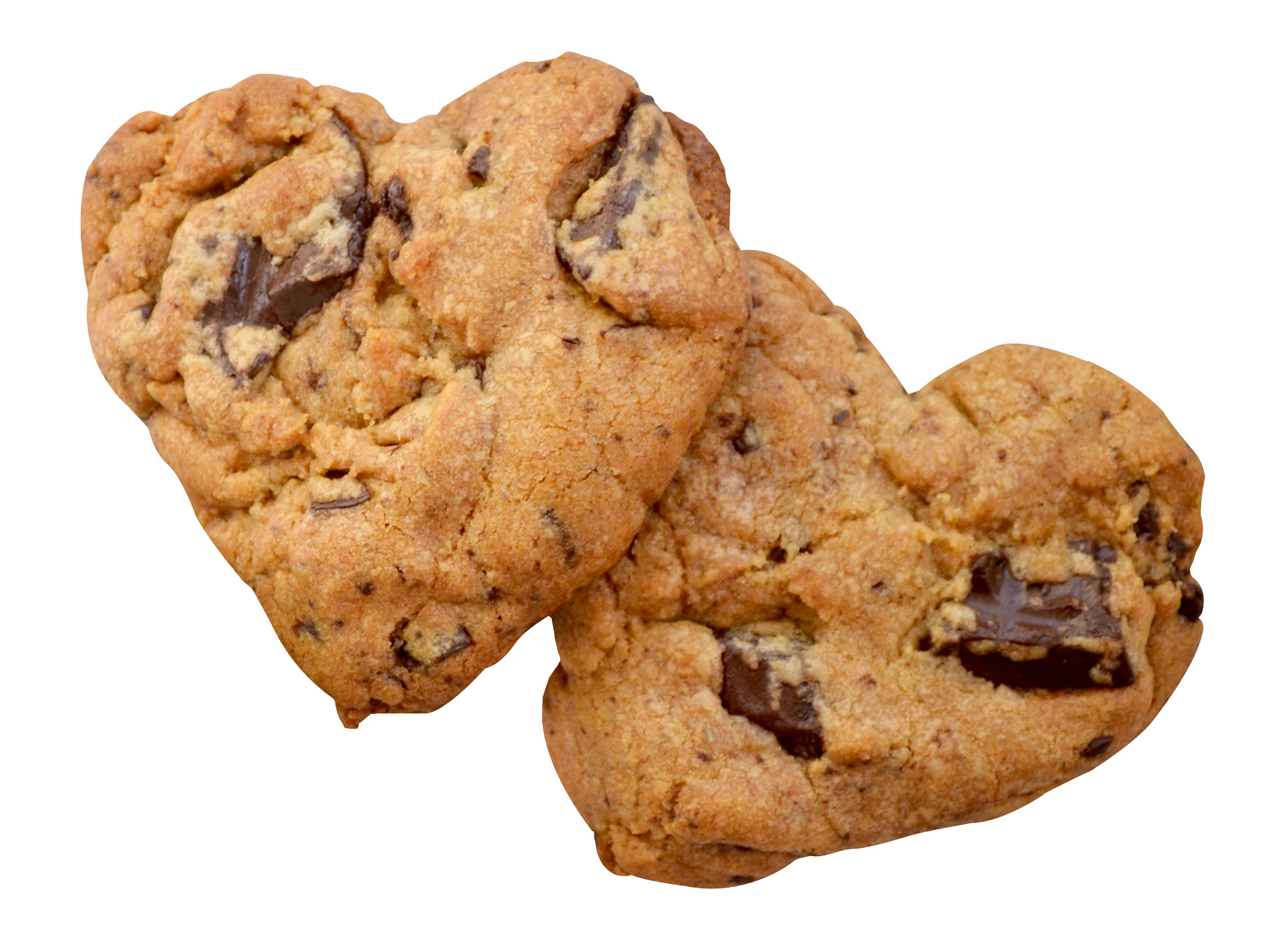 Hd Heart Chocolate Cookie Transparent Background image #47925